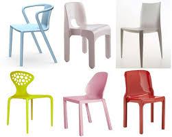 scaune plastic