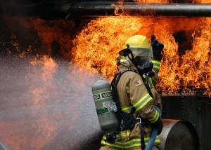 risc pompier